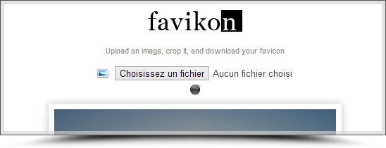 Favikon pour créer des icones .ico