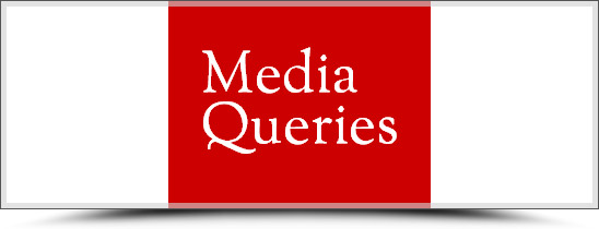 Media queries : des exemples de sites web responsive