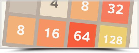 2048, jeu gratuit en ligne