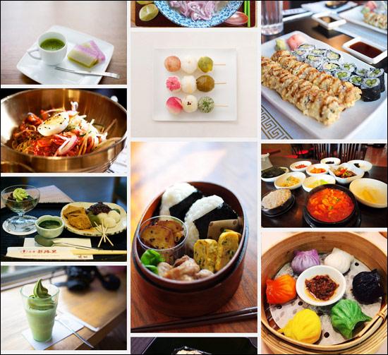 Food-gazmic : food porn asiatique