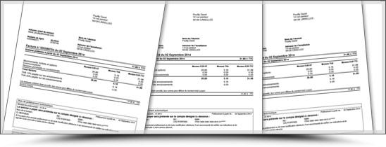 factures dématérialisées